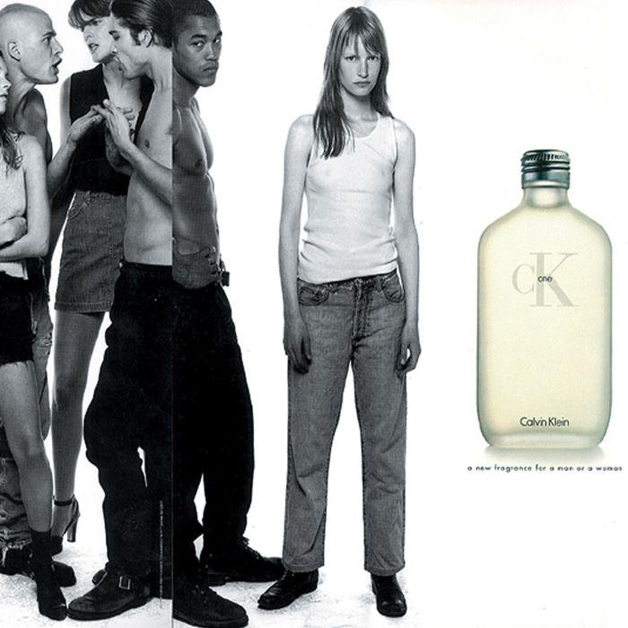 One Calvin Klein Eau de Toilette Perfume Masculino