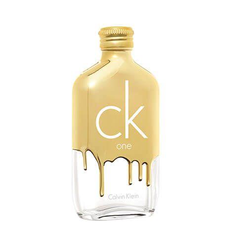 One Gold Calvin Klein Eau de Toilette Perfume Unissex