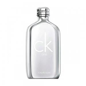 One Platinum Edition Calvin Klein Eau de Toilette Perfume Masculino