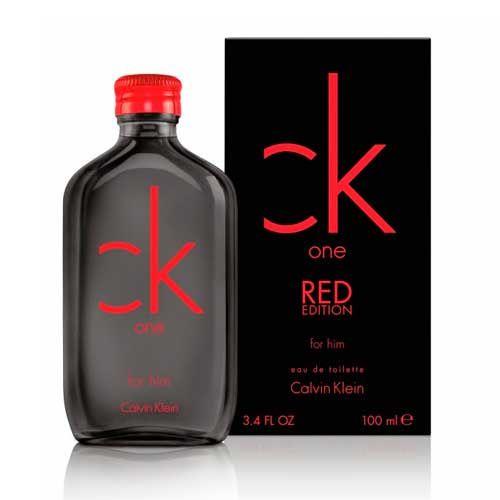 One Red Calvin Klein Eau de Toilette Perfume Masculino