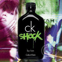One Shock Calvin Klein Eau de Toilette Perfume Masculino