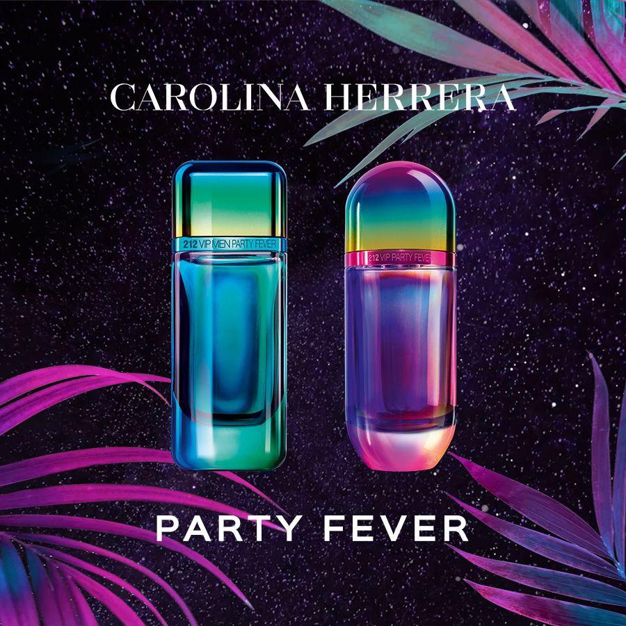 212 Party Fever Carolina Herrera Eau de Parfum Perfume Feminino