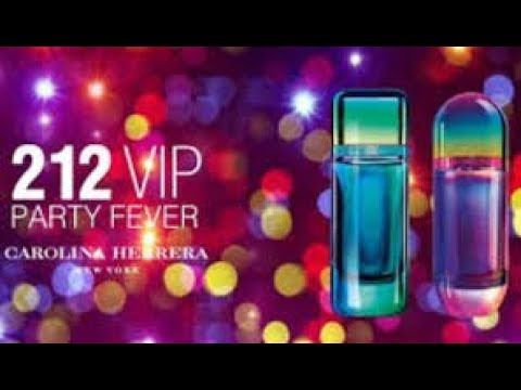 212 Party Fever Carolina Herrera Eau de Parfum Perfume Feminino