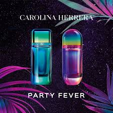 212 Party Fever Carolina Herrera Eau de Toilette Perfume Masculino