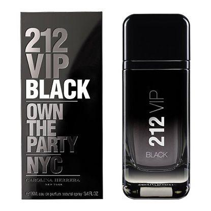 212 VIP Black Carolina Herrera Eau de Parfum Perfume Masculino