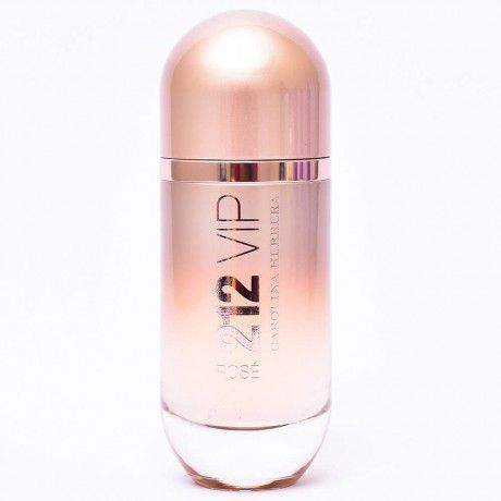 212 VIP Rosé Carolina Herrera Eau de Parfum Perfume Feminino