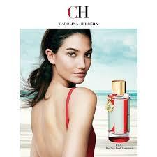CH L Eau Carolina Herrera Eau de Toilette Perfume Feminino