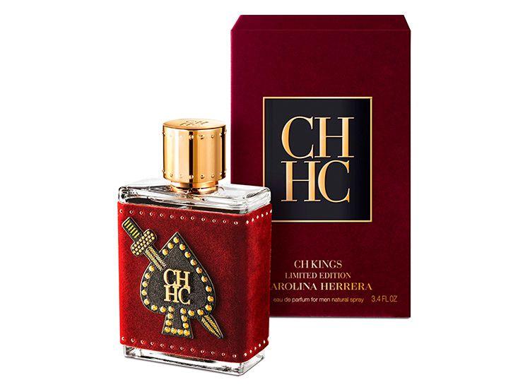Carolina Herrera Kings - Eau de Parfum - Perfume Masculino