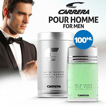 Carrera Pour Homme Eau de Toilette Masculino