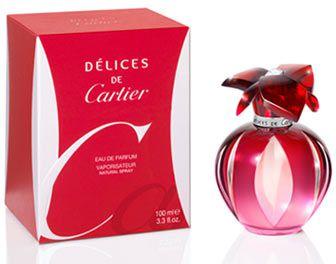 Cartier Delices de Cartier Eau de Toilette Perfume Feminino