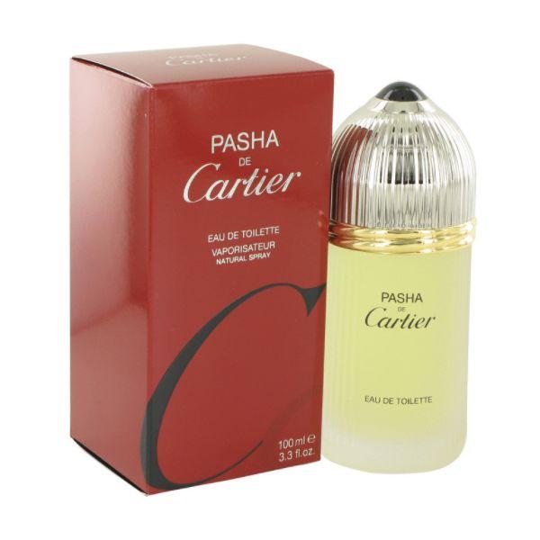 Cartier Pasha de Cartier Eau de Toilette Perfume Masculino