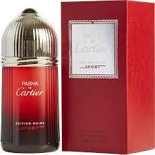 Cartier Pasha de Cartier EdNoire Sport Eau de Toilette Perfume Masculino