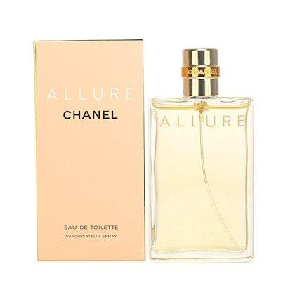Allure Chanel Eau de Toilette Perfume Feminino