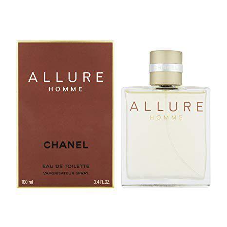 Allure Homme Chanel Eau de Toilette Perfume Masculino