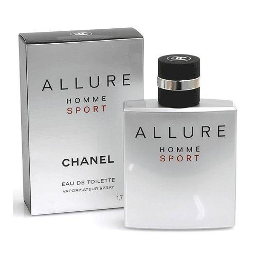 Allure Homme Sport Chanel Eau de Toilette Perfume Masculino