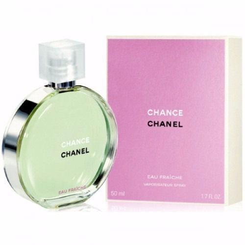 Chance Eau Fraiche Chanel Eau de Toilette Perfume Feminino