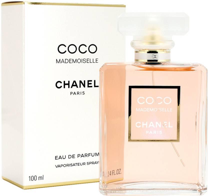 Coco Mademoiselle Chanel Eau de Parfum Perfume Feminino