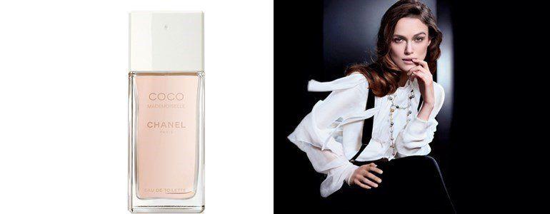 Coco Mademoiselle Chanel Eau de Toilette Perfume Feminino
