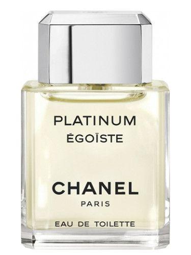 Egoiste Platinium Chanel Eau de Toilette Perfume Masculino
