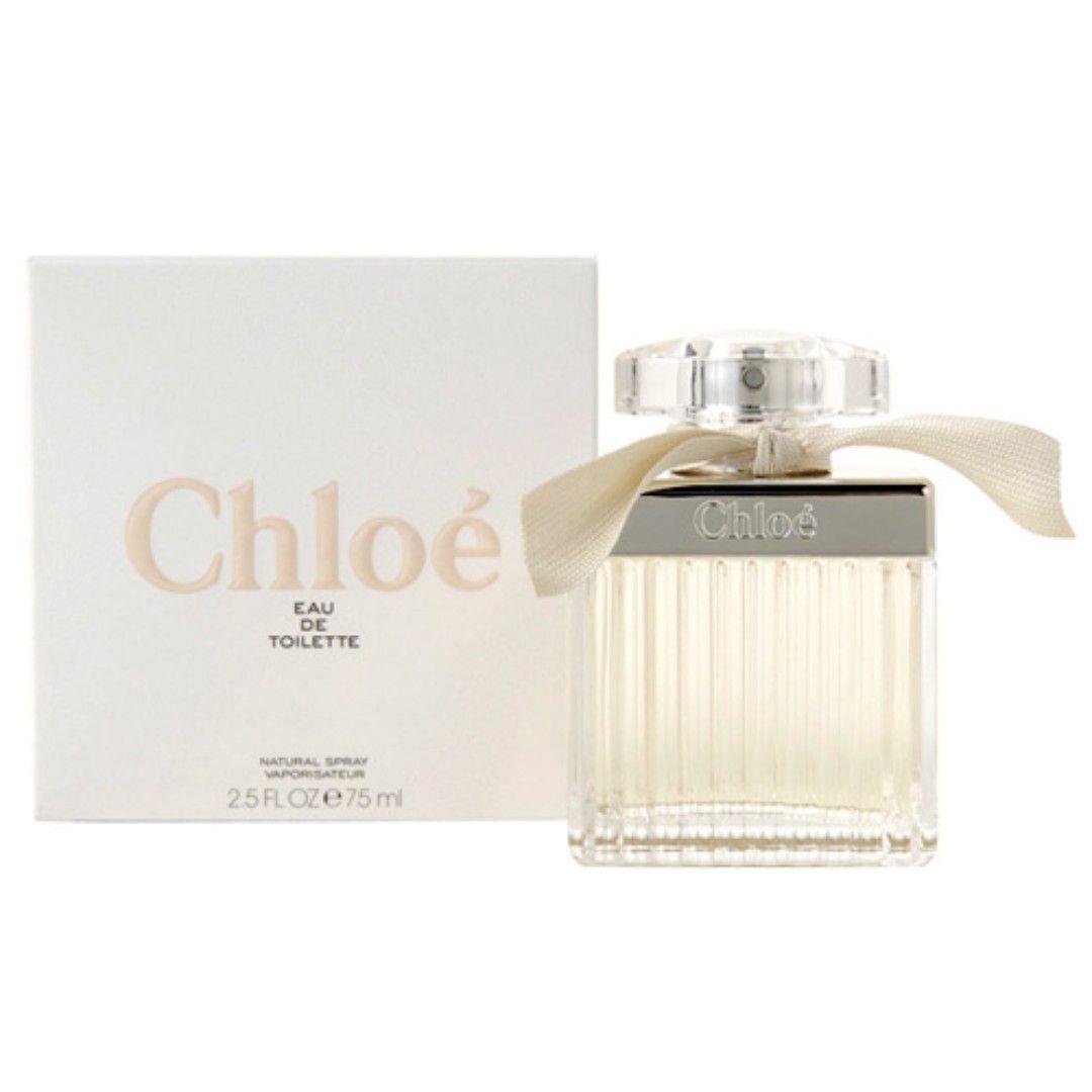 Chloé Eau de Toilette Perfume Feminino