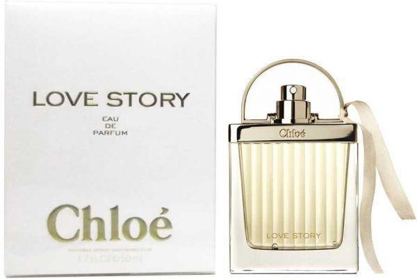 Chloé Love Story Eau de Parfum Feminino