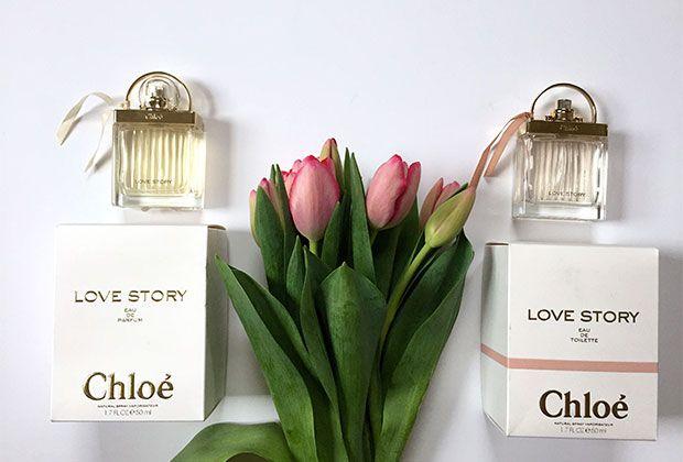 Love Story Chloé Eau de Parfum Perfume Feminino