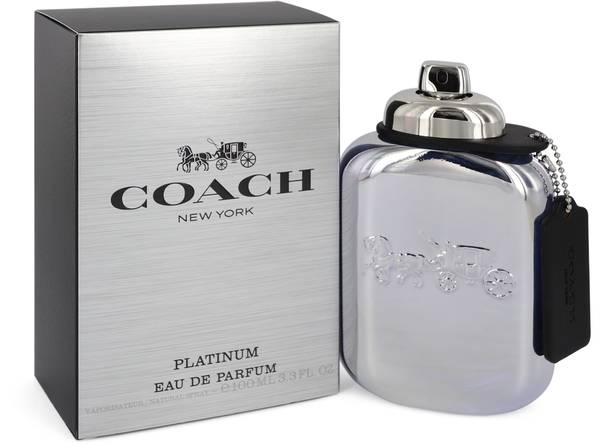 Coach Platinium Eau de Parfum Masculino