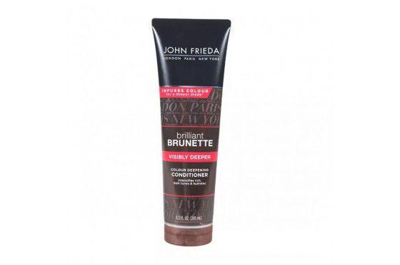 Condicionador John Frieda Brunette Visibly Deeper 245ml