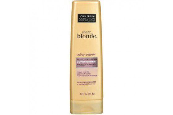 Condicionador John Frieda Sheer Blonde Color Renew 275ml