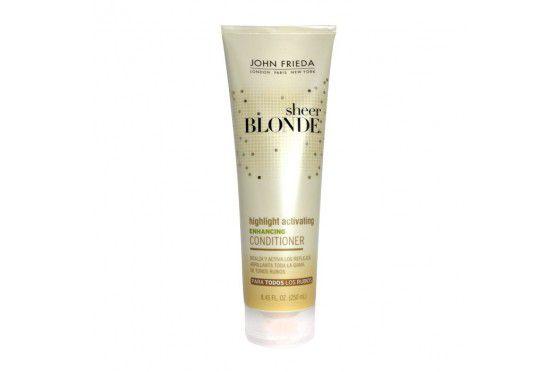 Condicionador John Frieda Sheer Blonde Highlight Activating Enhancing 250 ml