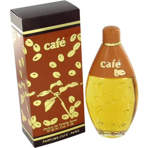 Confiluxe Café Eau de Toilette Feminino