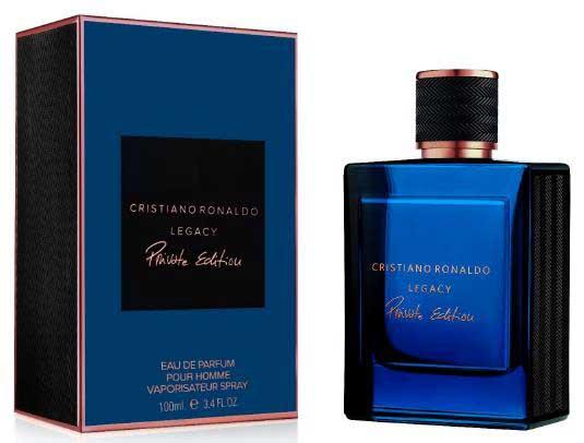 Cristiano Ronaldo Legacy Private Ed Eau de Parfum Masculino