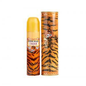 Cuba Jungle Tiger Eau de Parfum Feminino