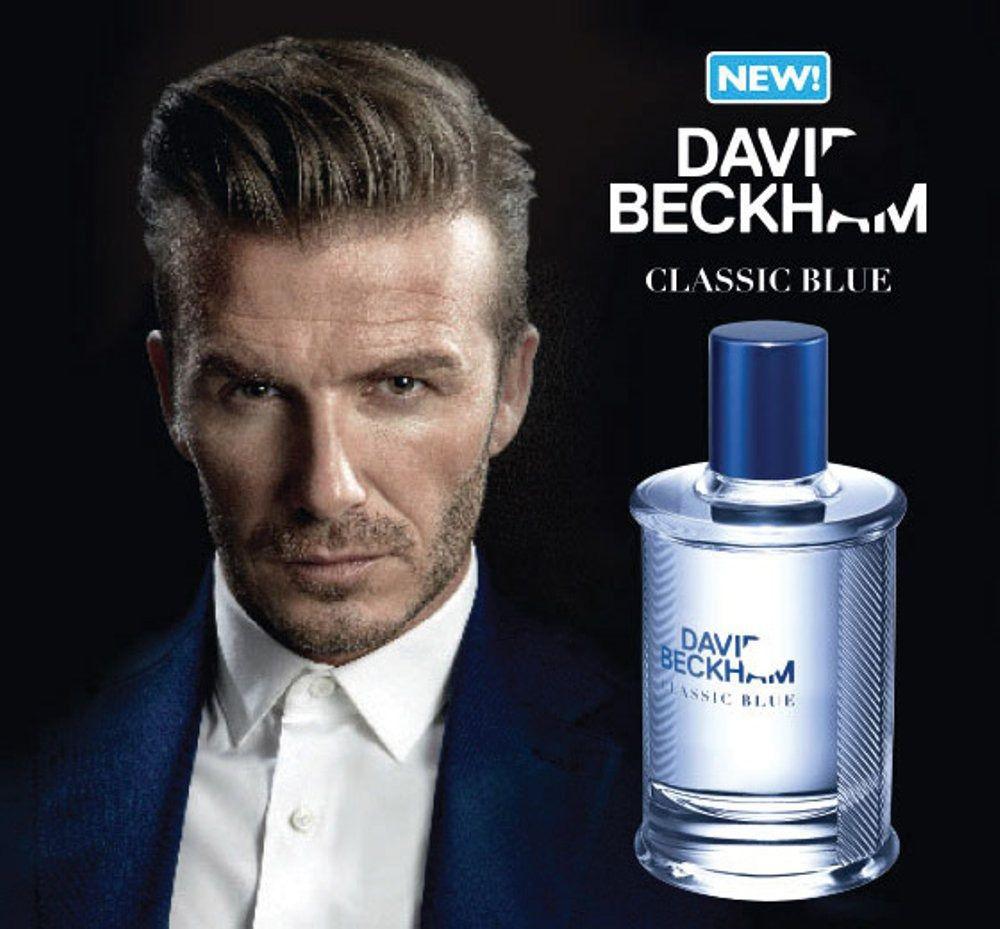 David Beckham Classic Blue Eau de Toilette Masculino