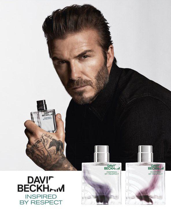David Beckham Inspired By Respect Eau de Toilette Masculino