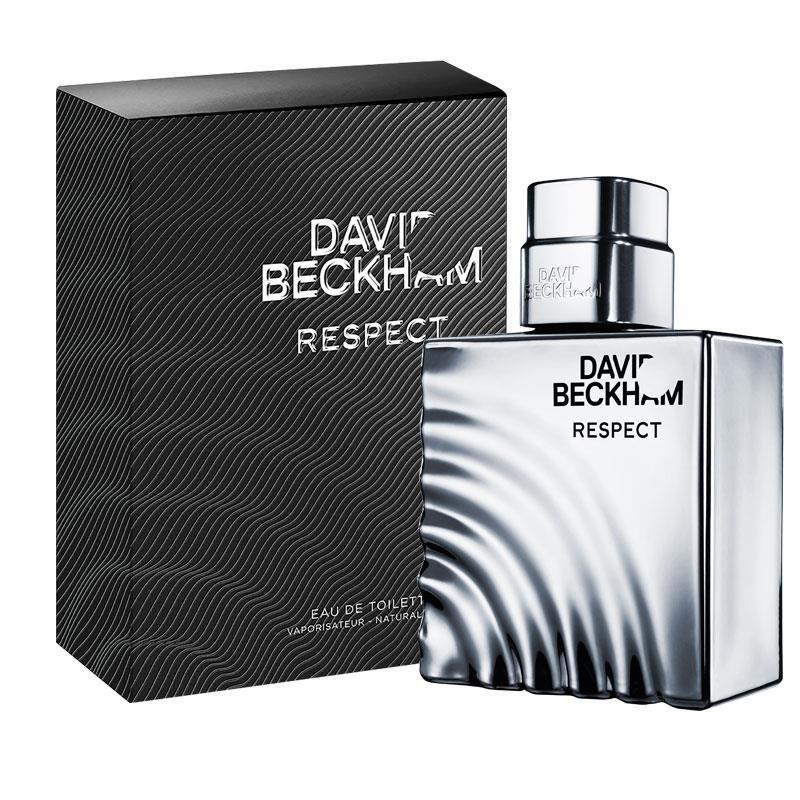 David Beckham Respect Eau De Toilette Masculino