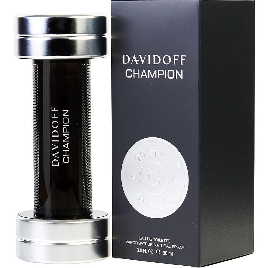 Champion Davidoff Eau de Toilette Perfume Masculino