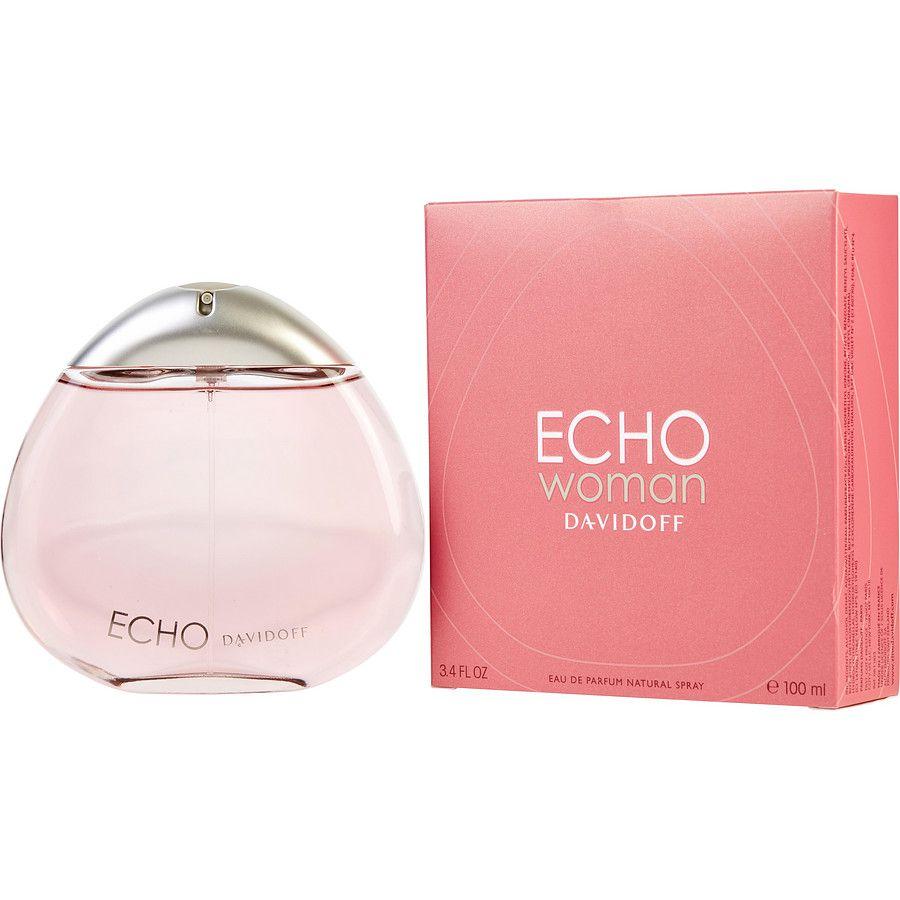 Echo Woman Davidoff Eau de Parfum Perfume Feminino