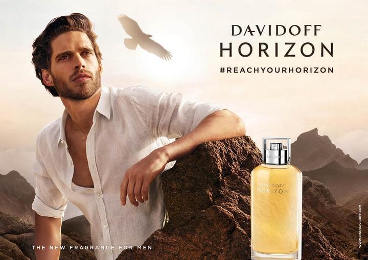 Horizon for Men Davidoff Eau de Toilette Perfume Masculino