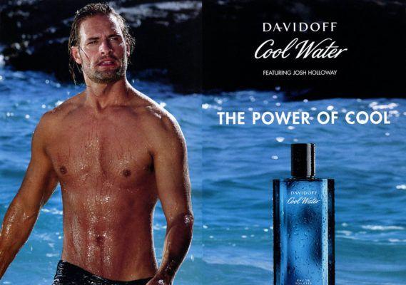 Cool Water Davidoff Eau de Toilette Perfume Masculino