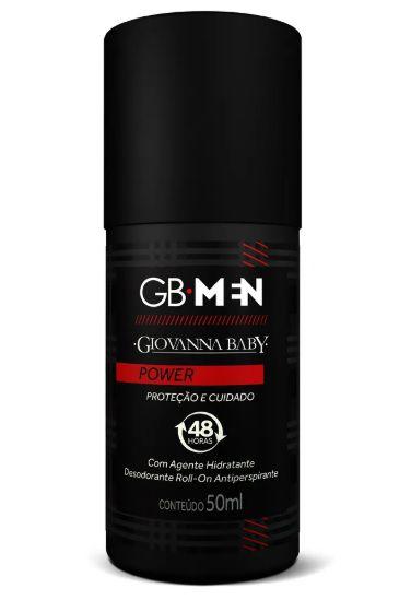 Desodorante Roll-on Giovanna Baby Men Power 50ml