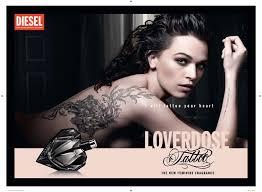 Loverdose Tattoo Diesel Eau de Parfum Perfume Feminino