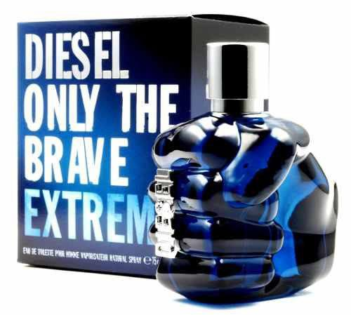 Only The Brave Extreme Diesel Eau de Toilette Perfume Masculino