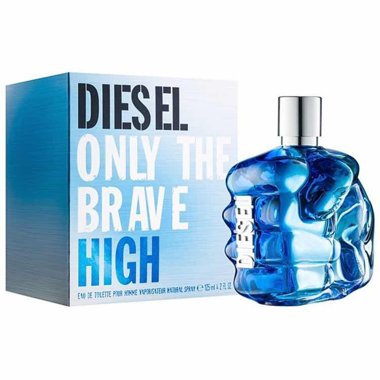 Only The Brave High Diesel Eau de Toilette Perfume Masculino