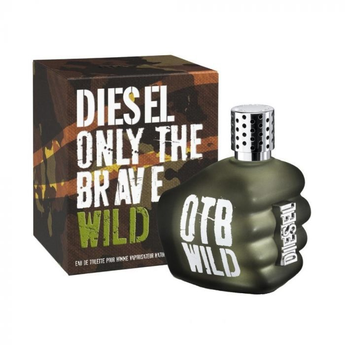 Only The Brave Wild Diesel Eau de Toilette Perfume Masculino