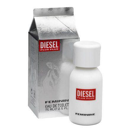 Plus Plus Diesel Eau de Toilette Perfume Feminino