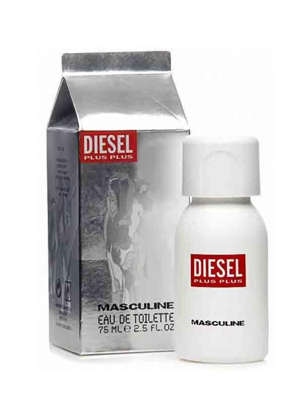 Plus Plus Diesel Eau de Toilette Perfume Masculino