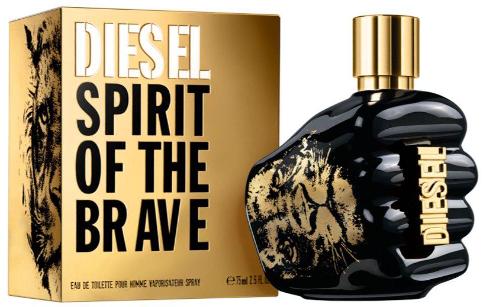Spirit Of The Brave Diesel Eau de Toilette Perfume Masculino