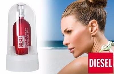 Zero Plus Diesel Eau de Toilette Perfume Feminino