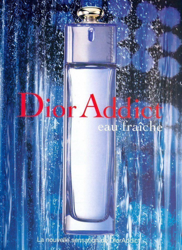 Addict Eau Fraiche Dior Eau de Toilette Perfume Feminino